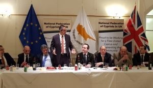 Cyprus – a reliable partner in a turbulent neighbourhood, says Minister of Defence